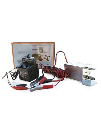 Electric grill motor