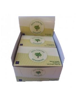 Paphian Gum box - 10 pieces of 5 - 174 gr
