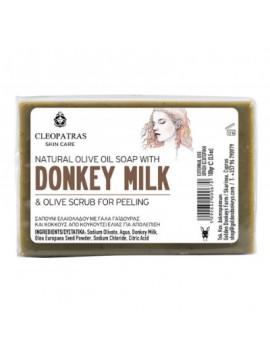 Donkey Milk Soap - Face Scrub-100gr