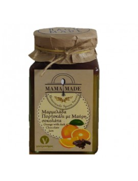 Orange with dark chocolate-280gr