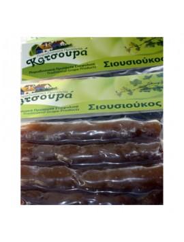 Soutzioukos Almond – 250gr