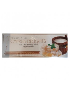 Cyprus Delight with Donkey milk and Pergamonto - 200gr