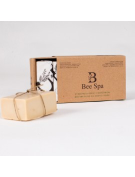 Bee Spa Olive Oil Soaps 4 Pack - 4 x 120 gr