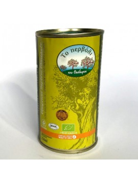 To Pervoli tou Theodorou-Organic Extra Virgin Olive Oil 250ml