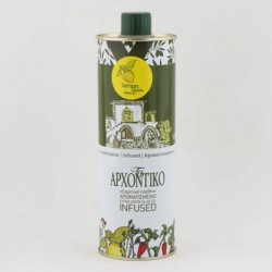 To Archontiko, Lemon Infused - 500ml