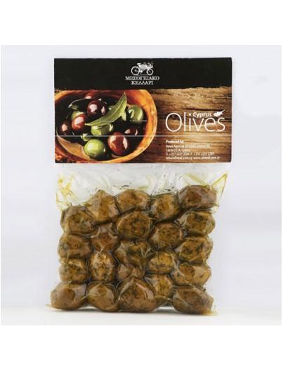 Large Green Olives - 200gr