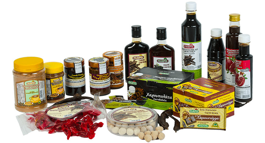 all-carob-products